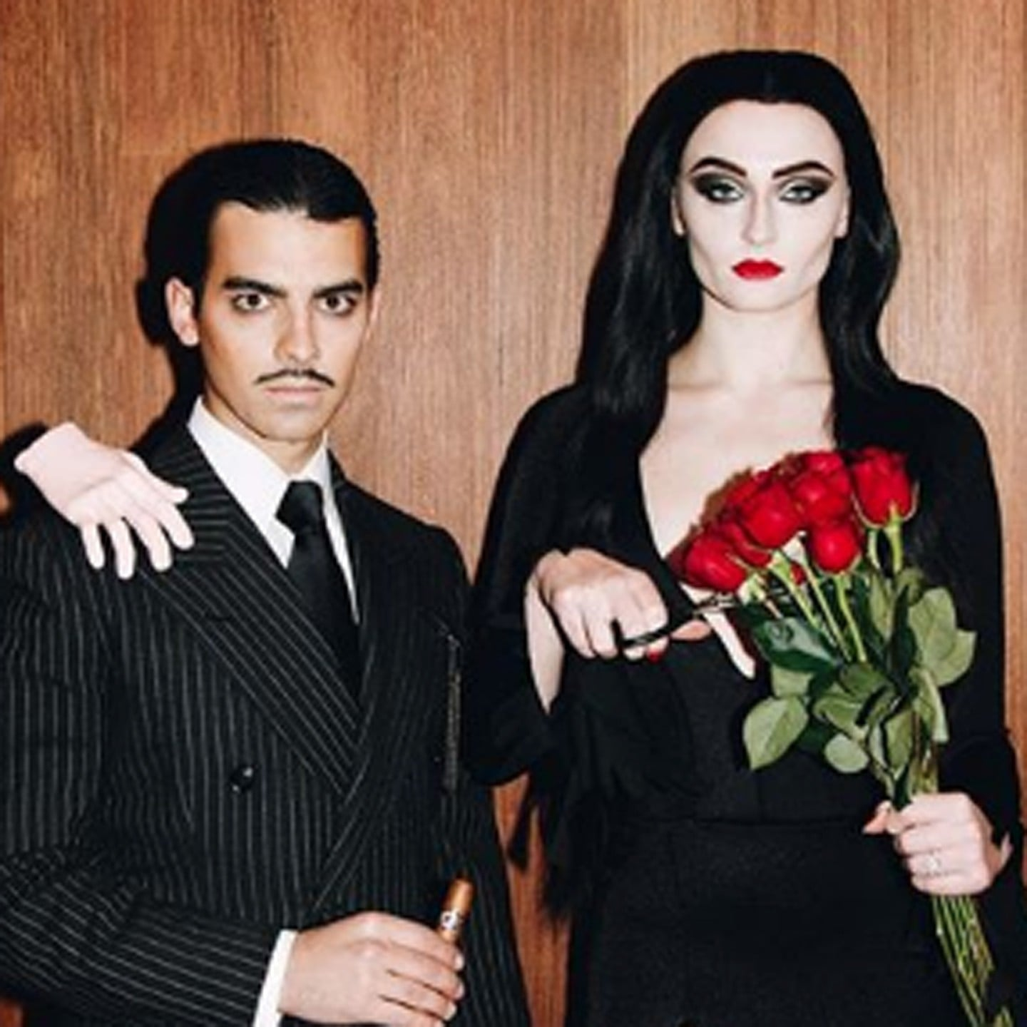 Joe Jonas And Sophie Turner Halloween Costume 2018 Popsugar Celebrity