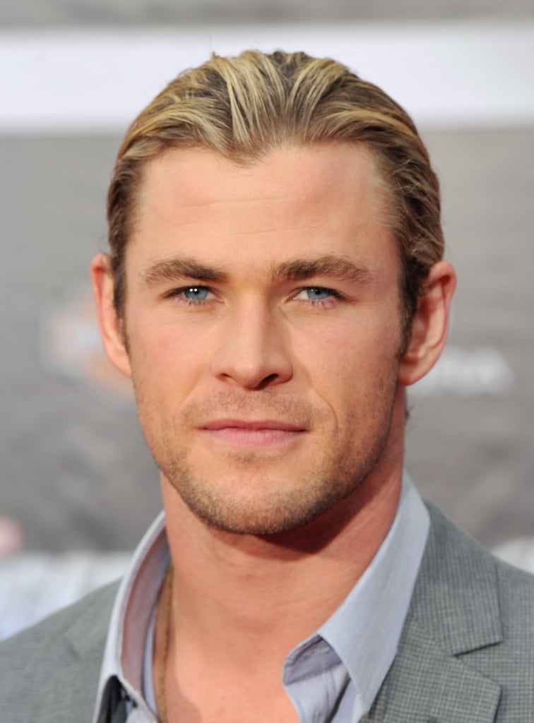 Chris Hemsworth Pictures at The Avengers Premiere