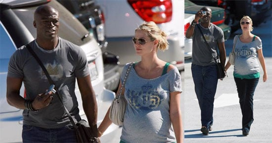 It's Another Boy for Heidi and Seal