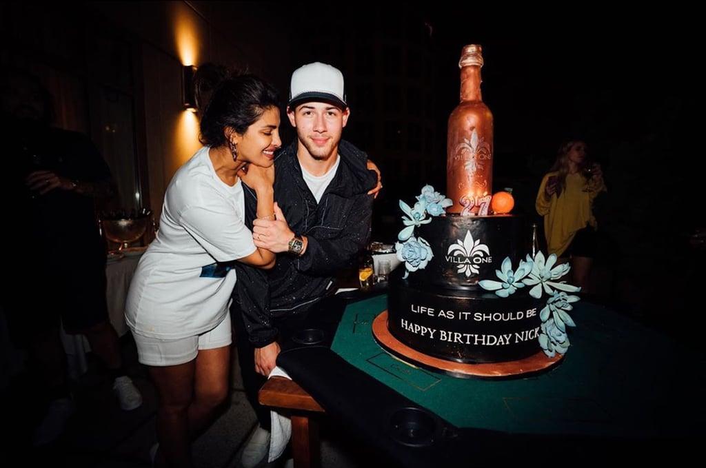 Priyanka Chopra Surprises Nick Jonas on His 27th Birhthday