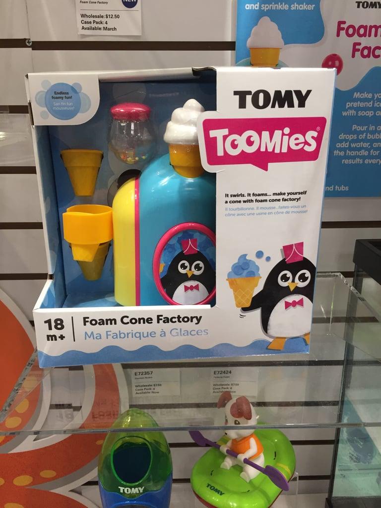 TOMY  Toomies Foam Cone Factory