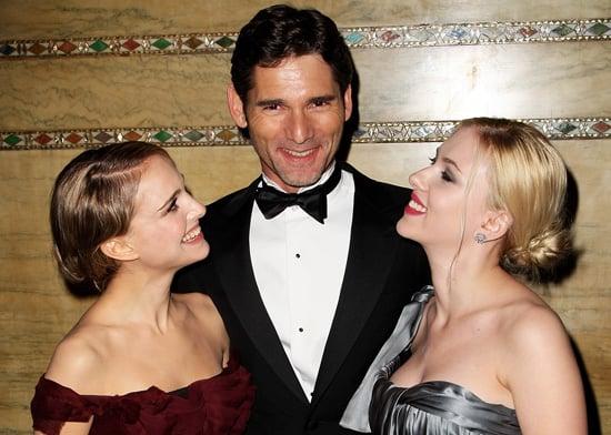 Scarlett Johansson, Eric Bana and Natalie Portman Discuss Their Roles In The Other Boleyn Girl