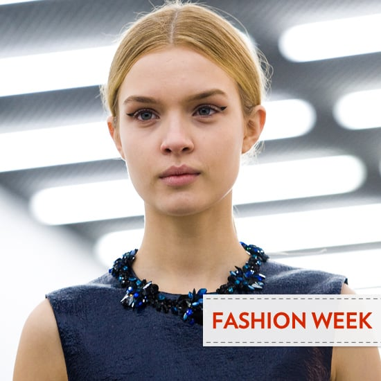 2012 A/W London Fashion Week: Day 4 Beauty Round-Up