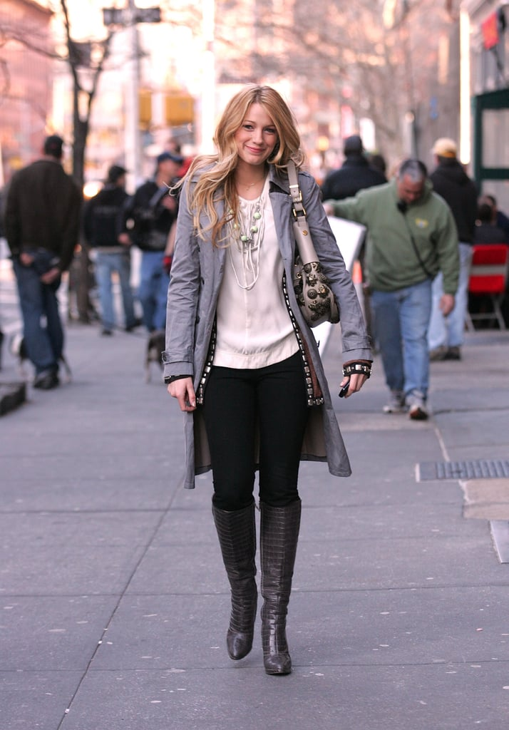 Even When It's Cold Out, Flaunt That Amazing Outfit