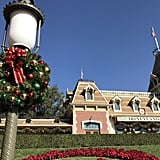 If you go from November through January, you can experience the holidays at Disneyland!