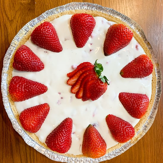 Joanna Gaines's Strawberry Pie Recipe With Photos