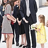 Kate Middleton at Victoria and Albert Museum June 2017