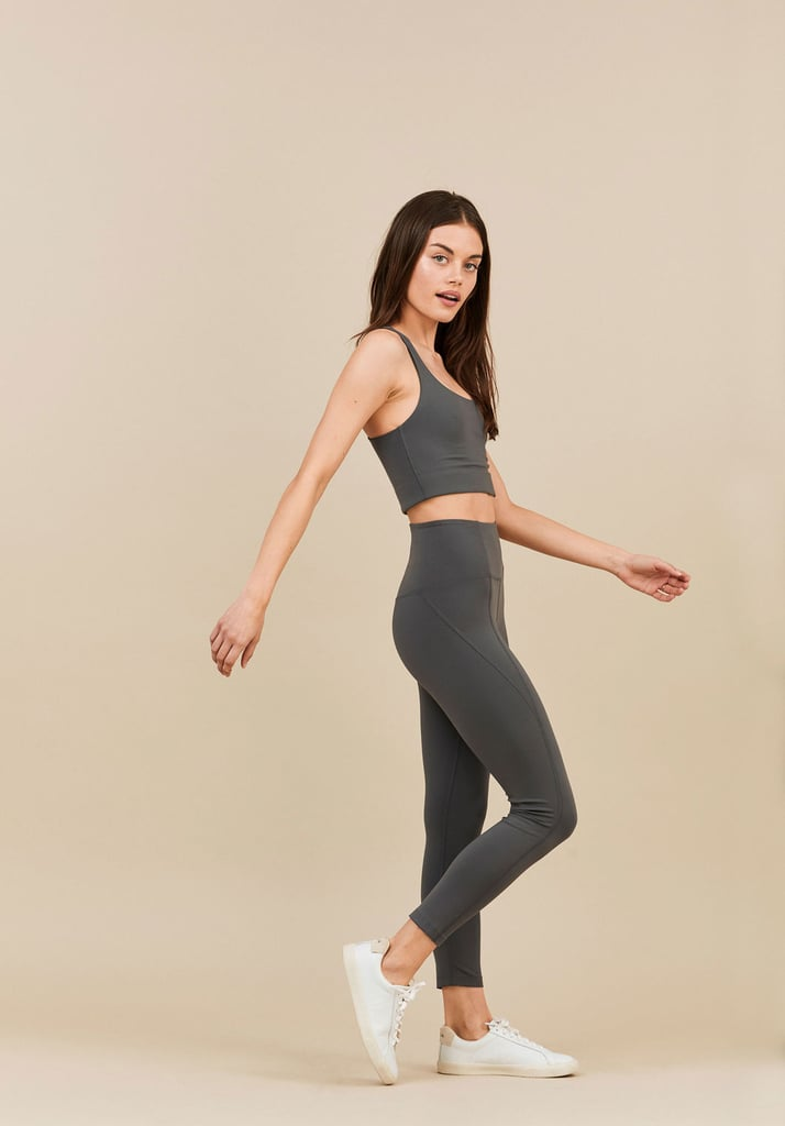 c4648656ef Girlfriend Collective High-Rise 3/4 Legging | Best Workout Leggings ...