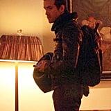Ryan Reynolds Speeds Away Following a Late Night Out in LA