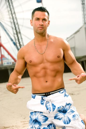 "Mike ""The Situation"" Sorrentino From MTV's The Jersey Shore Is a Personal Trainer at Gold's Gym"