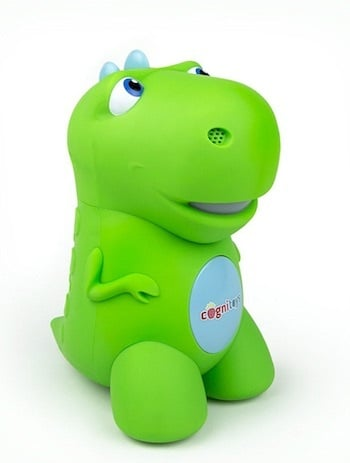 CogniToys Dino Review, If Only Real Dinosaurs Were Cloud Connected