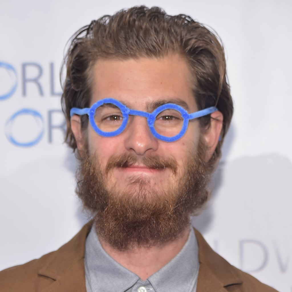Silly Photos of Andrew Garfield