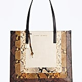 Mark Jacobs Snake Grind Shopper Tote Bag