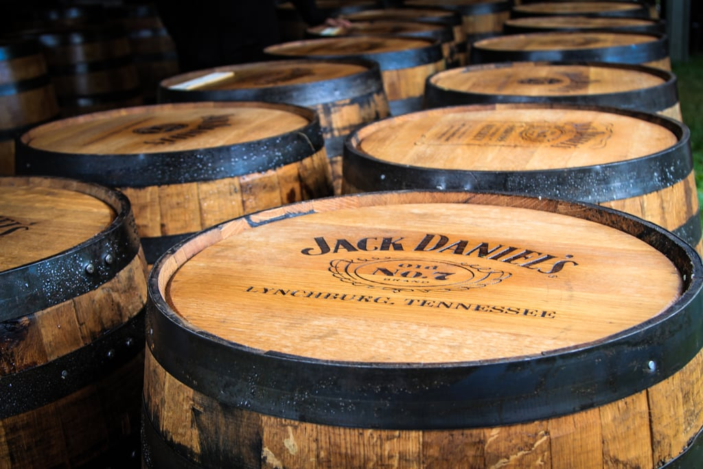 Whiskey Trail — Tennessee