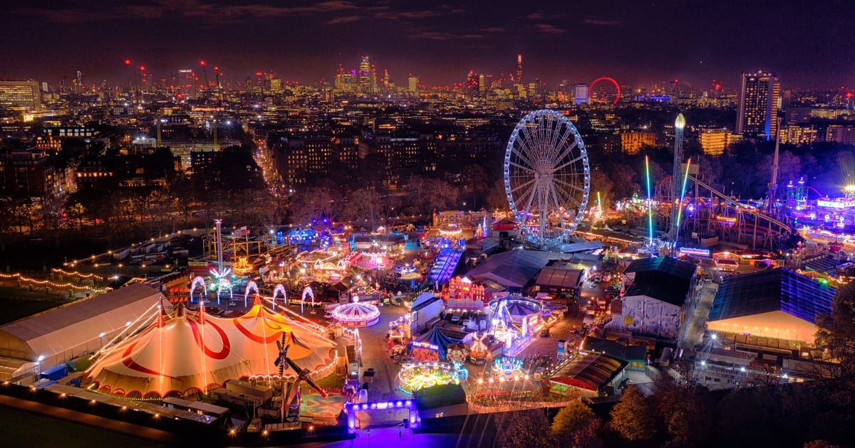 """Winter Wonderland 2020 Has Been Cancelled Due to """"Ongoing Health Concerns and Uncertainty Surrounding COVID-19"""""""