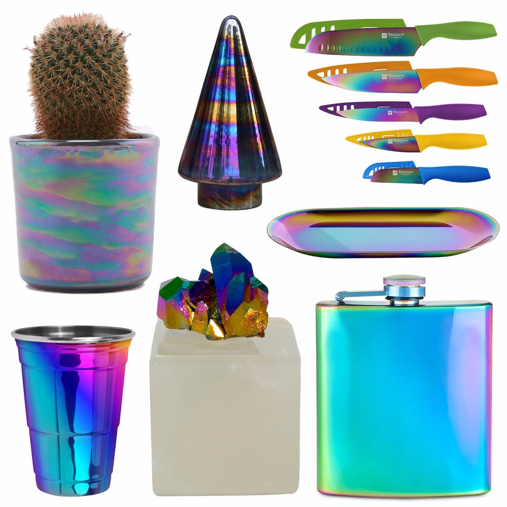 oil slick home decor products popsugar home