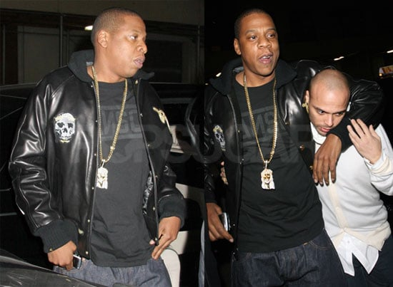 Jay-Z Has No B to Butter Up