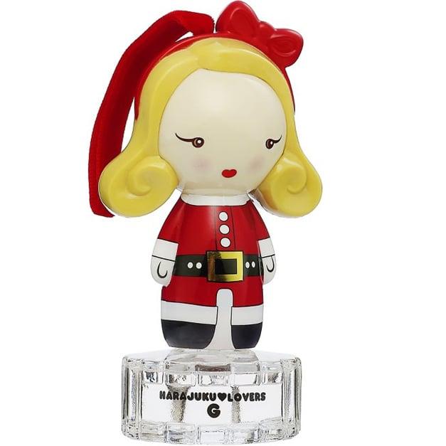 New Harajuku Lovers Holiday Perfume, Jingle G