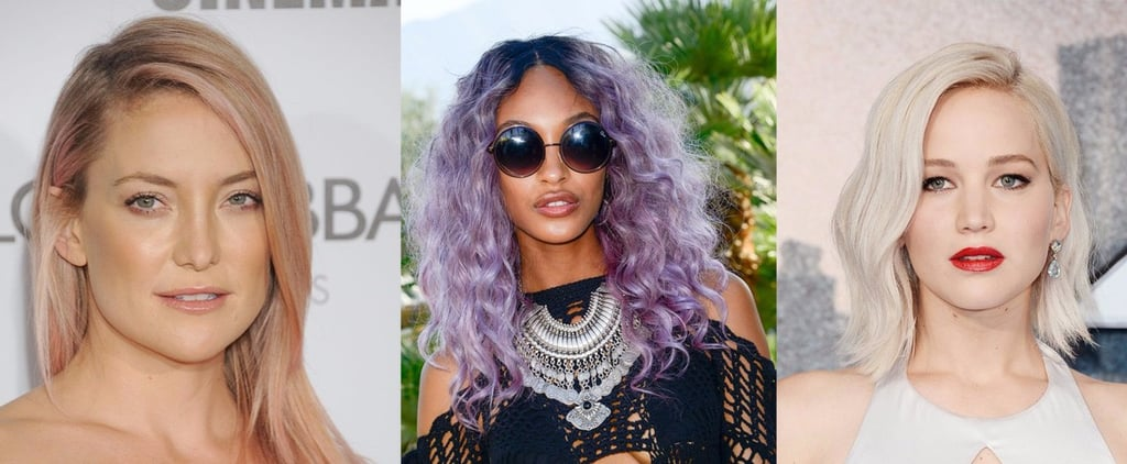 Best Hair Colours of 2017