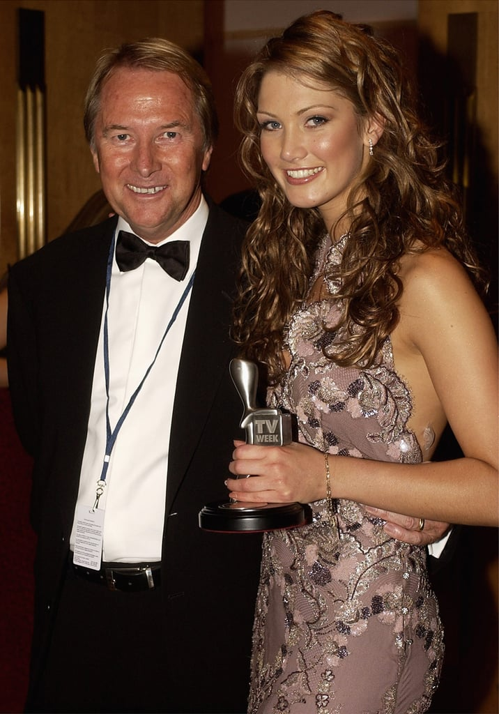 2003: Glenn Wheatley and Delta Goodrem