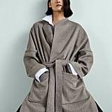 Zara Belted Coat ($189)