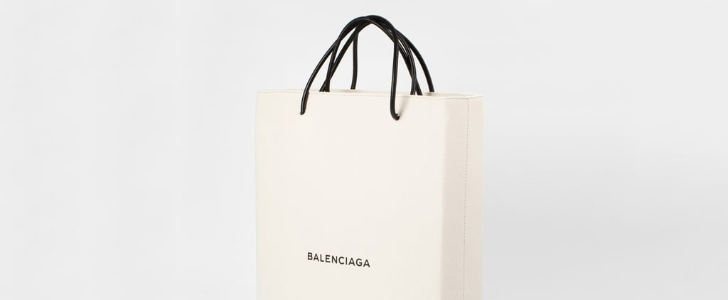 Balenciaga's Selling a $1.1K Shopping Bag That You'd Normally Get For Free