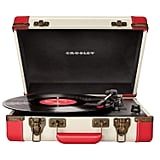 Crosley Executive Portable USB-Enabled 3-Speed Turntable