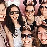 Take a Disney Wall Photo