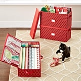 Holiday Wrap and Tote Organizer