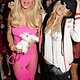 Rita Ora and Kate Moss