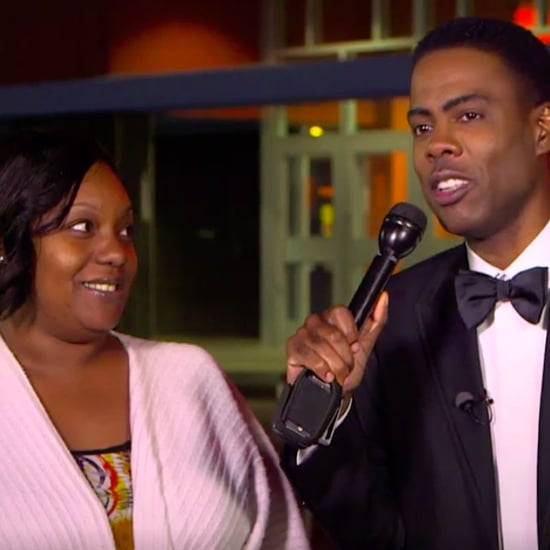 Chris Rock Interview Spoof at the Oscars 2016