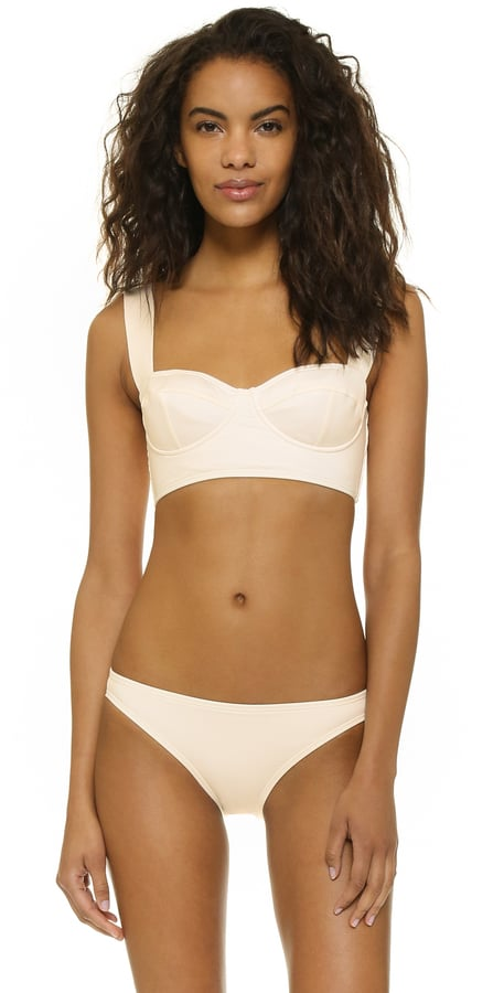 Kate Spade New York Georgica Bikini Top ($111) and Bottoms ($54)