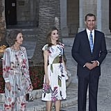 This Royal Family Proves That Coordinating Outfits Is the Opposite of Cheesy