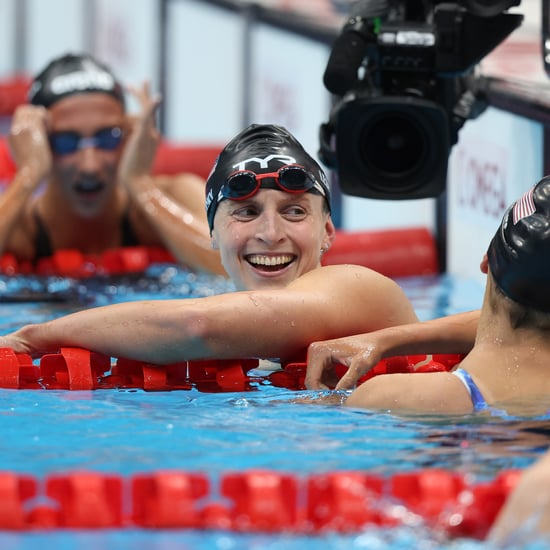 Katie Ledecky on Her Historic 1500m Win at the 2021 Olympics