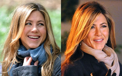 Get Jennifer Aniston's Makeup Look From The Baster