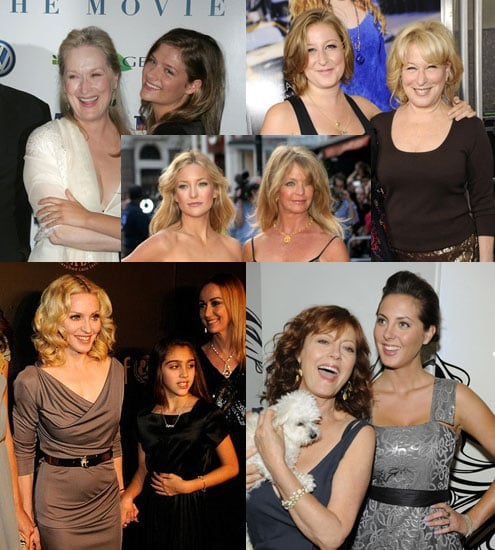 Lil's Favorite Five: Fabulous Moms Over 50