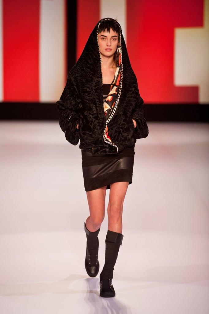 Jean Paul Gaultier Fall 2013