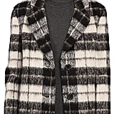 Kate Spade Woodland Check Bow Coat ($798)