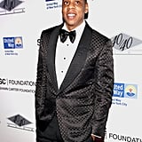 Jay-Z Hits Carnegie Hall For First Performance Since Welcoming Baby Blue!