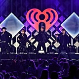 Monsta X at iHeartRadio's Jingle Ball in NYC