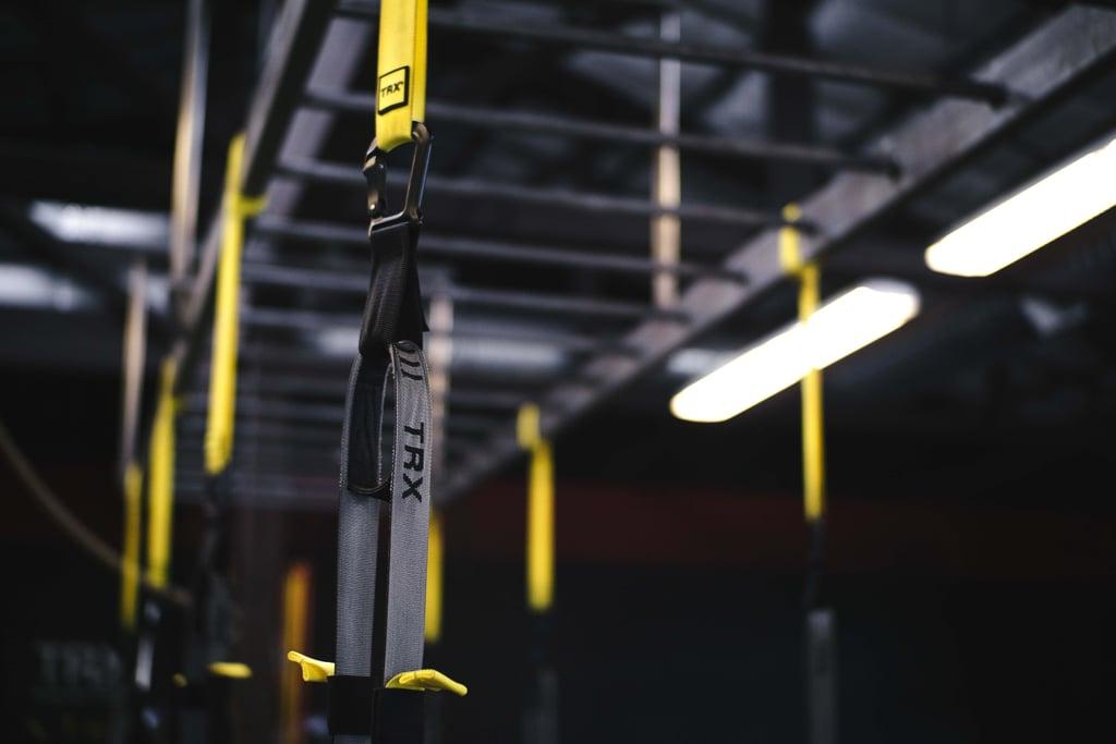 Beginner TRX Arm Workout