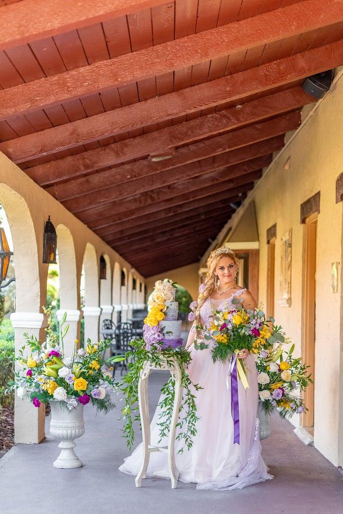 Disney-Princess-Themed Wedding Ideas