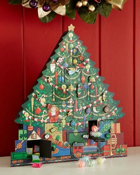 christmas advent calendars popsugar moms - Buy Christmas Tree