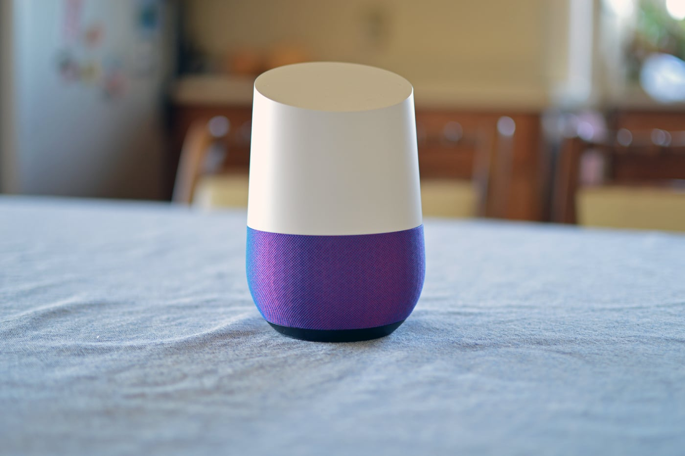 Google Home - Magazine cover