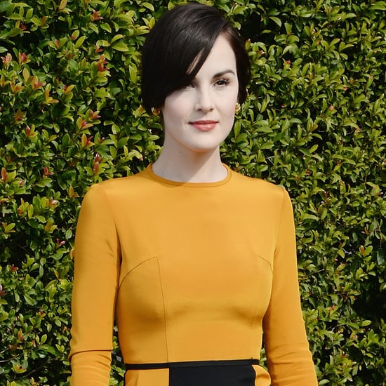 Michelle Dockery at the LoveGold Golden Globes Lunch 2014