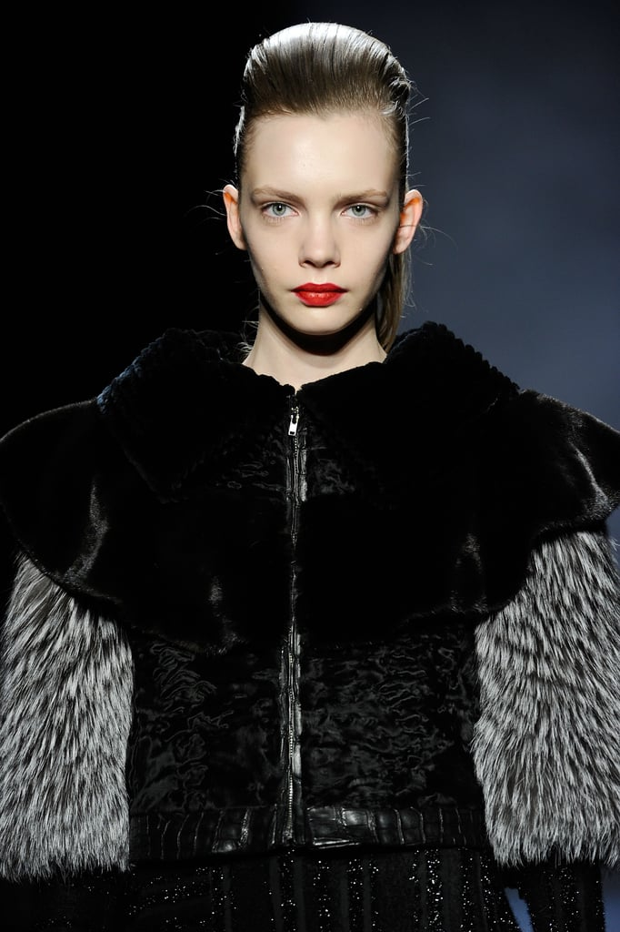 "Prabal Gurung, a Designer Who's Experienced a Rapid Ascent, Appropriately Channels ""Warp Speed"" for Fall 2010"