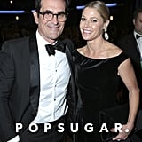 Ty Burrell and Julie Bowen