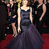 Marisa Tomei in vintage Charles James