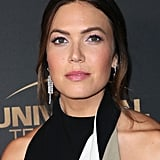 Mandy Moore Autumn Glow Hair Color August 2019
