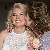 Mother-Daughter Wedding Pictures